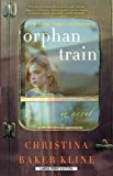 Book Cover reading Orphan Train by Christina Baker Kline