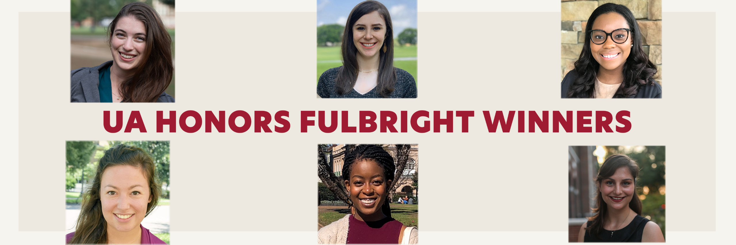 Main Student Story Image - Fulbright Winners